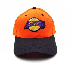 Mitchell & ness Mens Cap (ORANGE) (FREE SIZE)