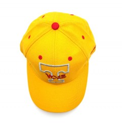Mitchell & ness Mens Cap (YELLOW) (FREE SIZE)