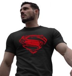 LAST BARCODE Mens T-Shirt (BLACK) (S - M - L - XL)