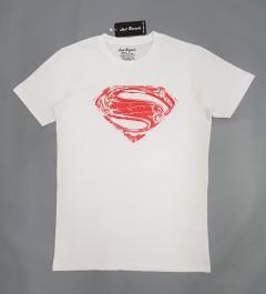 LAST BARCODE Mens T-Shirt (WHITE) (S - M - L - XL)