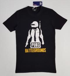 PUBG Mens T-Shirt (BLACK) (S - M - L - XL - XXL)