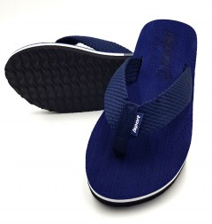 ISPORT Mens Slipper (NAVY) (40 to 45)