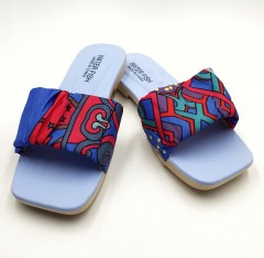 M AND L Ladies Slippers ( BLUE ) (36 to 41)