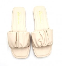 NORMAL Ladies Sandals Shoes (CREAM) (36 to 41)