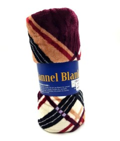 FLANNEL BLANKET (AS PHOTO) (150X200CM)