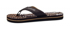 WATER FISH  Mens Slipper (BROWN) (40 to 45)