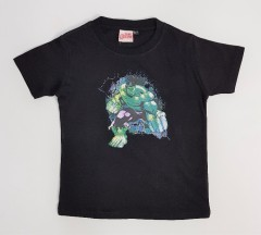 MARVEL AVENGERS Boys T-Shirt (BLACK) (2 to 9 Years)