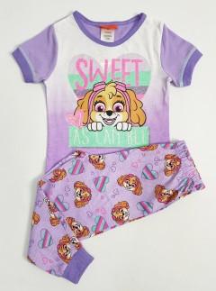 NICKELODEON Girls 2 Pcs Pyjama Set (PURPLE) (2 to 5 Years)