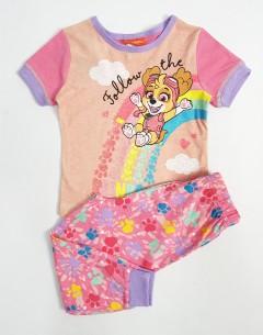 NICKELODEON Girls 2 Pcs Pyjama Set (AS PHOTO) (2 to 5 Years)