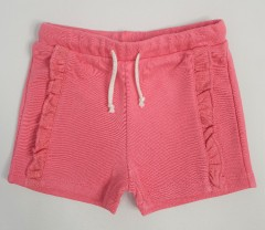 TISSAIA Girls Short (PINK) (3 to 10 Years)
