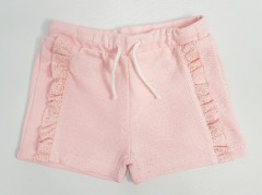 TISSAIA Girls Short (LIGHT PINK) (3 to 10 Years)