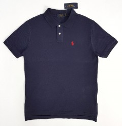 POLO Mens Polo Shirt (NAVY) (S - M - L - XL - 2XL)