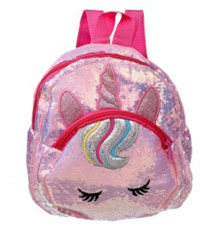 Girls BackPack (PINK - RED) (Os)
