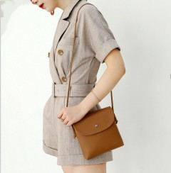 Ladies Bags (BROWN) (Os)