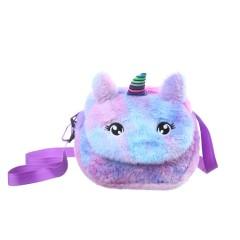 Girls Bags (PURPLE) (Os)