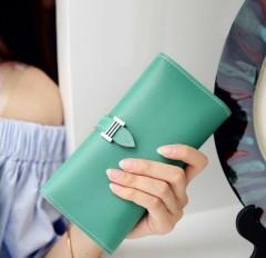 Ladies Wallet (LIGHT GREEN) (Os)
