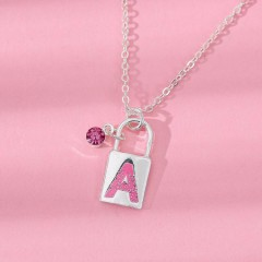 Necklaces (PINK) (OS)