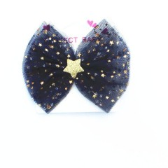 Hair Accessories (NAVY) (ONE SAIZE)