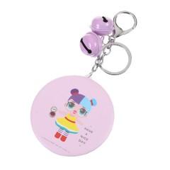 Mirror Keychain (PURPLE) (OS)