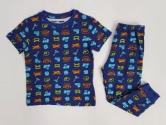 NEXT Boys 2 Pcs Pyjama Set (NAVY) (2 to 10 Years)