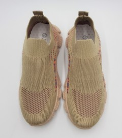 F.T.W Ladies Shoes (BEIGE) (37 to 41)