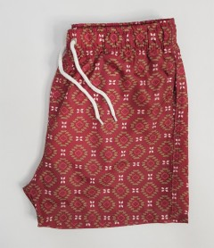 H AND M Mens Swim Short (MAROON) (S - M - L - XL - XXL)