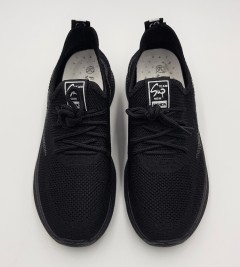 F.T.W Ladies Shoes (BLACK) (36 to 41)