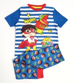 RYANS WORLD Boys 2 Pcs Pyjama Set (AS PHOTO) (4 to 8 Years)