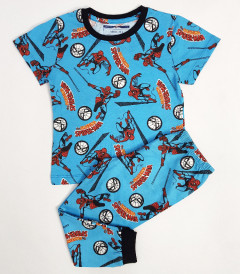 NEXT Boys 2 Pcs Pyjama Set ( BLUE) (2 to 10 Years)