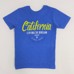 PRIMARK Boys T-Shirt (BLUE) (7 to 15 Years)