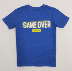 PRIMARK Boys T-Shirt (BLUE) (7 to 13 Years)