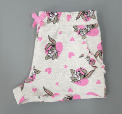 LOONEY TUNES Girls Short (PINK - WHITE) (116 - 134 CM)