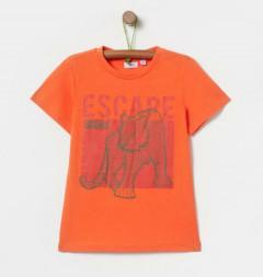 OVS Boys T-Shirt (ORANGE) (3 to 10 Years)
