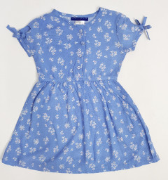 SEARS Girls Frock (BLUE) (4 To 20 Years)