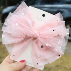 Hair Accessories (PINK) (FREE SIZE)