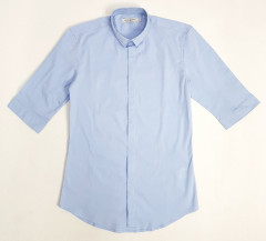 RENUAR Ladies Shirt ( BLUE )  (XS - S - M - L - XL)