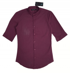 RENUAR Ladies Shirt (MAROON) (L - XL )