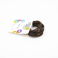 Hair Accessories (BROWN) (ONE SAIZE)