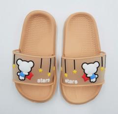 STARS Girls Slippers (KHAKI) (25 to 30)