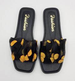FASHION Ladies Slippers (BLACK) (36 to 41)