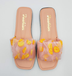FASHION Ladies Slippers (PINK) (36 to 41)