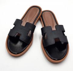 Ladies Slippers ( BLACK ) (36 to 41)