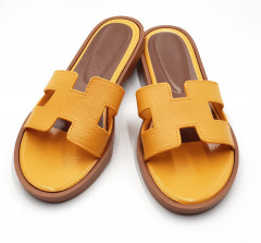 Ladies Slippers ( YELLOW ) (36 to 41)