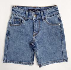 TIFFOSI Boys Jeans Short (BLUE) (3 to 16 Yeara)