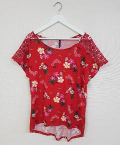 LAURA TORELLI Ladies T-Shirt (BLACK) (S - L - XL )