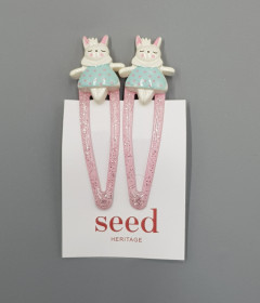 Hair Accessories (PINK) (ONE SAIZE)