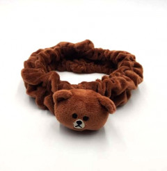 Hair Accessories (BROWN) (ONE SIZE)