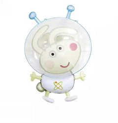 Balloon With Peppa Pig Design (AS PHOTO) ( OS )