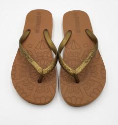AEROPAD Ladies Shoes (BROWN) ( 36 to 41)