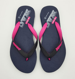 MAC Ladies Slippers (NAVY - PINK) (36 to 41)